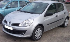 Turbo Renault clio 3